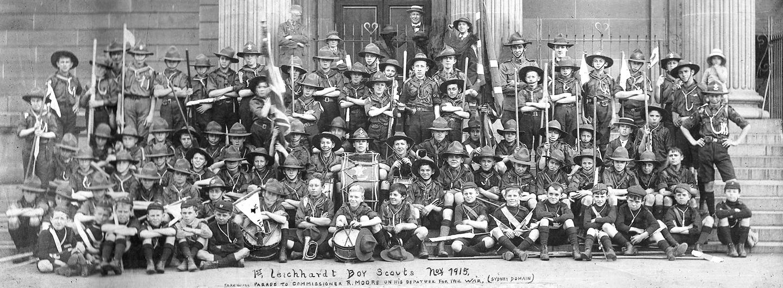 1st Leichhardt Scouts