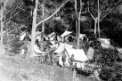 Christmas at Camp Coutts 1915