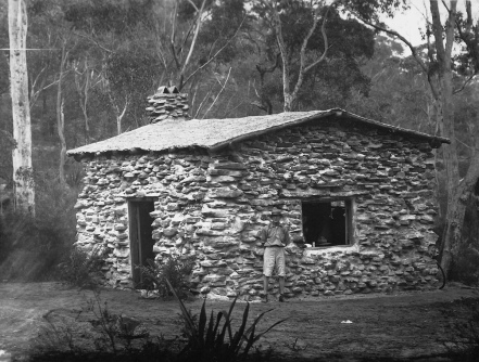 Matthew's Hut at Camp Coutts