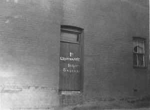 1st Leichhardt Scouts Norton St. Club House