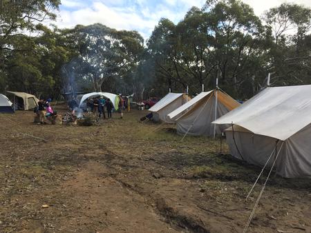 1st Leichhardt Camp Site