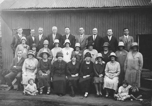1st Leichhardt Group Committee 1926