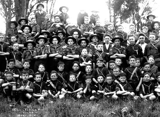1st Leichhardt Troop 1924