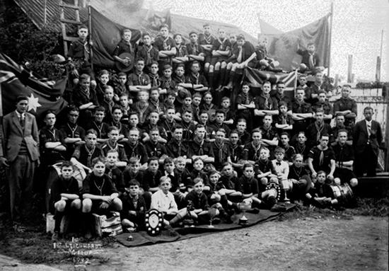 1st Leichhardt Group 1932
